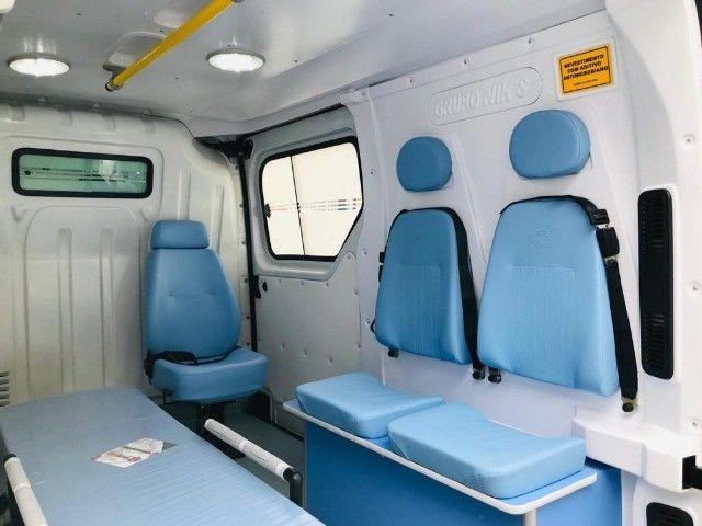 Renault Master Ambulância L1H1 Simples Remoção 2022 - Foto 7