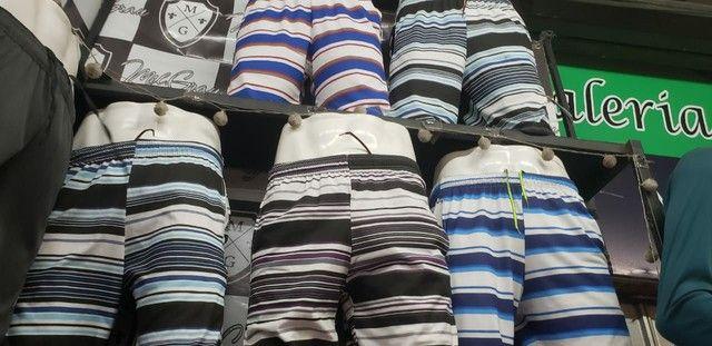 Promoção pra zerar o estoque camisa,short e camisetas 4,99 - Foto 5