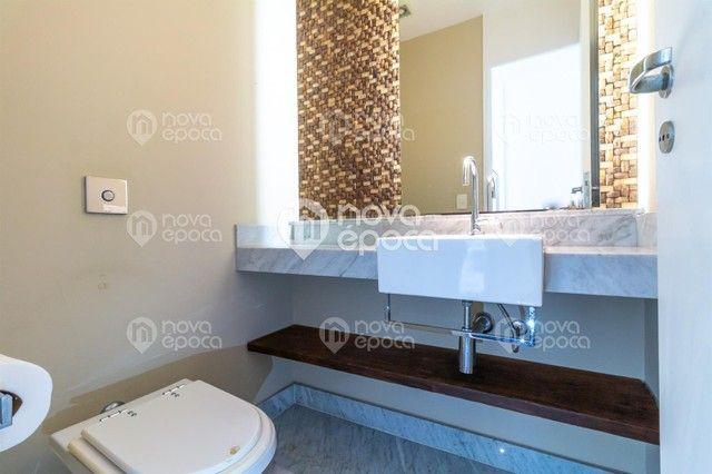 Apartamento à venda com 4 dormitórios em Laranjeiras, Rio de janeiro cod:FL4AP54682 - Foto 15