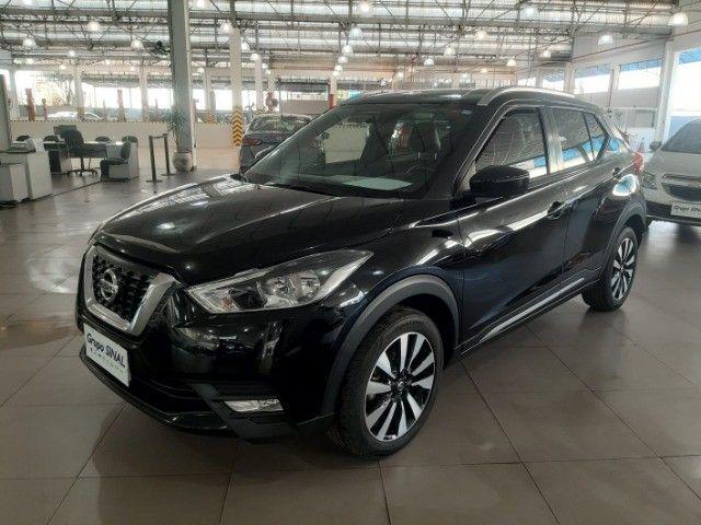 Nissan Kicks 1.6 Sl 2017 4P Xtronic Cvt