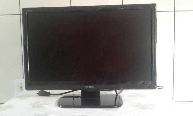 Monitor philips 215vw