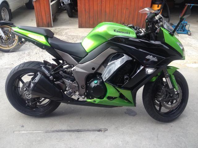 Moto Ninja 1000