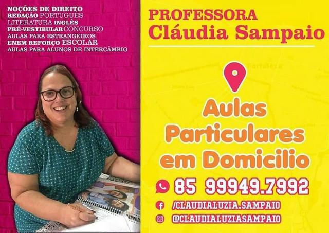 Aulas particulares em Fortaleza
