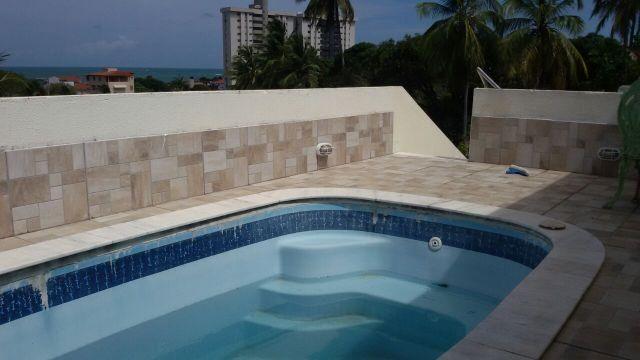 Casa Duplex de Praia Pirangi Próx. ao Cajueiro= Casa 3 Suítes Mobiliada Próx. Barrama