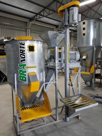 Empresa catarinense Branorte desenvolve Mini Fábrica de Ração