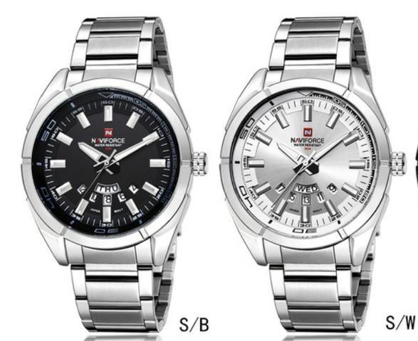 7d48b04e121 Relógio Masculino Naviforce 9038 - Original - Pronta entrega - Novo ...
