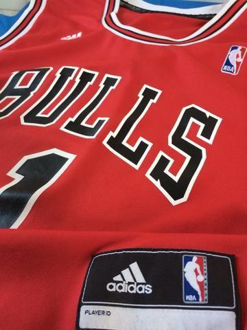 Camisa Chicago Bulls ( G ) Oficial !! - Esportes e ginástica ... de359db8724d0