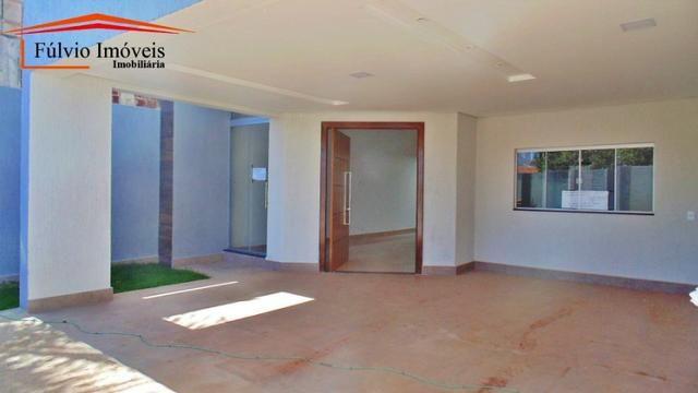Espetacular! Condomínio privilegiado, moderna em Vicente Pires - Foto 4