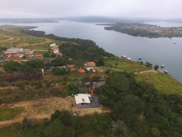 Casa de campo no lago corumba abadiania - Foto 3