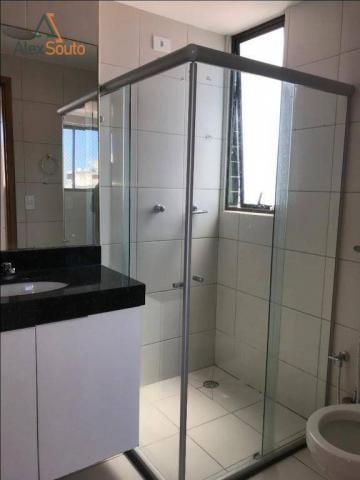 Apartamento com 3 dormitórios à venda, 126 m² por r$ 680.000 - jatiúca - maceió/al - Foto 14