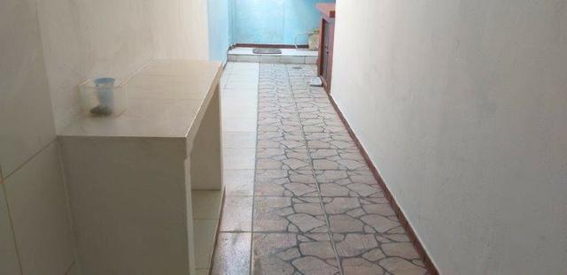 Engenho de Dentro - Rua Ana Leonídia - Apartamento Tipo Casa - 2 Quartos Térreo - Foto 18