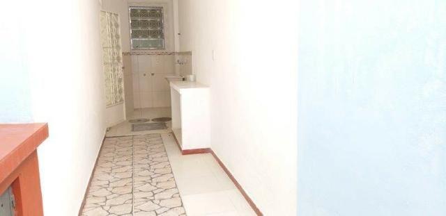 Engenho de Dentro - Rua Ana Leonídia - Apartamento Tipo Casa - 2 Quartos Térreo - Foto 16