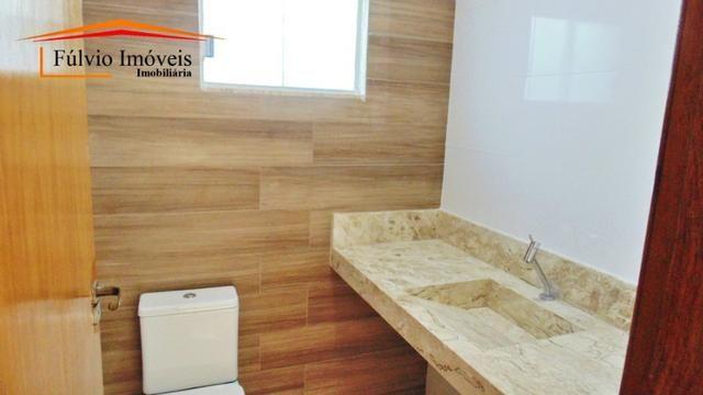 Espetacular! Condomínio privilegiado, moderna em Vicente Pires - Foto 8