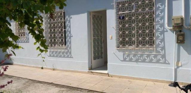 Engenho de Dentro - Rua Ana Leonídia - Apartamento Tipo Casa - 2 Quartos Térreo