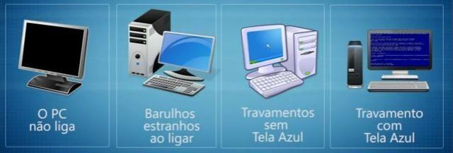 Serviços Formatação, Configuração, Manutenção Computador - Foto 3