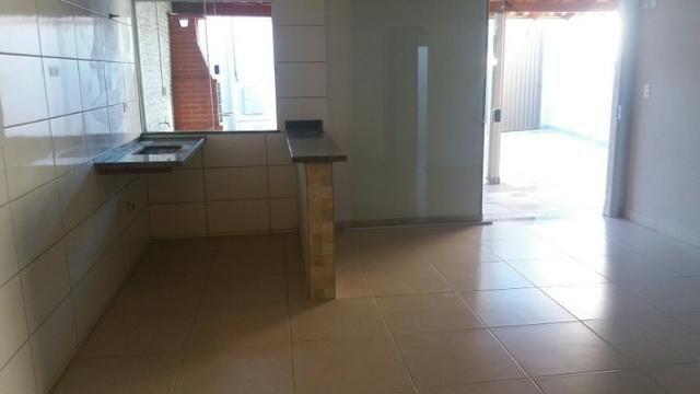 ImobiliáriaB: (Vargem)(3 quartos)nova - Foto 6