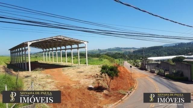 Galpão com terreno de 4000 m² em atibaia - loteamento chácaras de atibaia - Foto 2