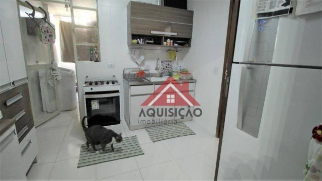 Apartamento com 3 dormitórios à venda, 87 m² por R$ 369.990,00 - Bigorrilho - Curitiba/PR - Foto 6