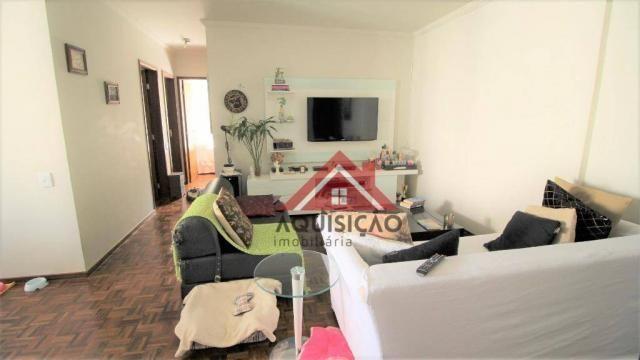 Apartamento com 3 dormitórios à venda, 87 m² por R$ 369.990,00 - Bigorrilho - Curitiba/PR - Foto 14