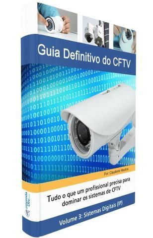 Treinamento CFTV R$97,00