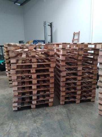 Pallets de madeira PBR - Foto 2