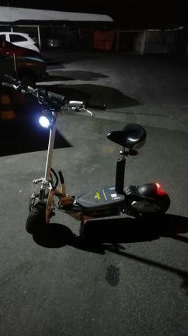 Patinete scooter da marca two dogs - Foto 4