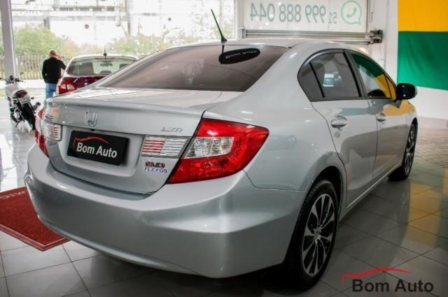 Honda Civic 2.0 LXR Automático 2015 - Foto 7