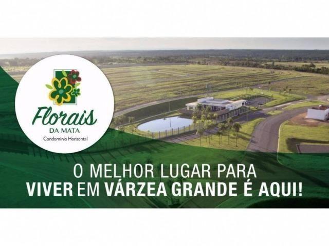 Lote Florais da Mata - 406m²