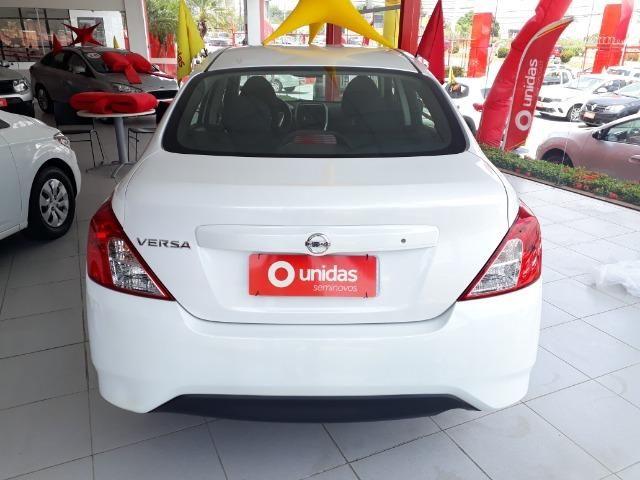 Oferta com Bônus de Ipva 2020 - Nissan Versa Conforto 1.0 2018 - Financiamos em até 60X - Foto 13
