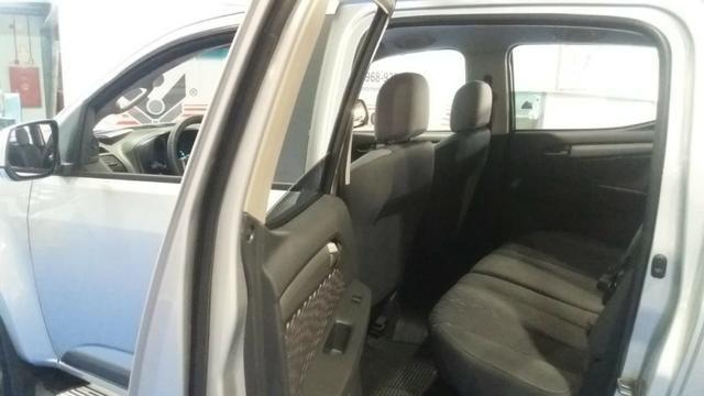 Chevrolet S10 cd 2.8 LT 4x4, MT 2016 prata - Foto 13