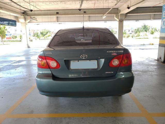 Corolla XEI automático ano 2003 completo - Foto 6
