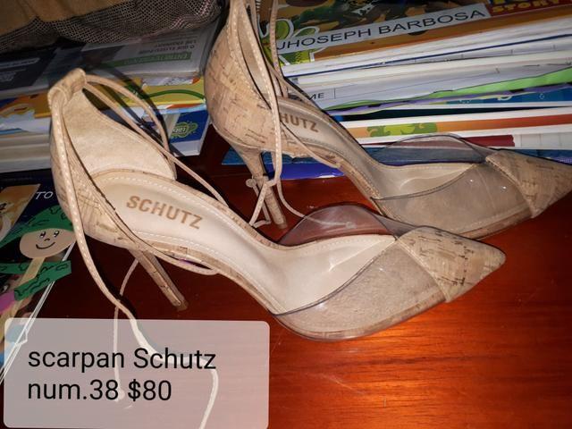 Sapato novo/pouco usado