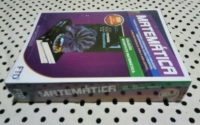 Coleção Contato Matemática - Ensino Médio Completo - Manual Do Professor - Foto 4