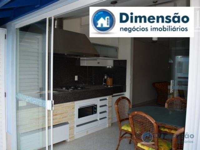 Apartamento à venda com 3 dormitórios em Praia brava, Florianópolis cod:480 - Foto 7