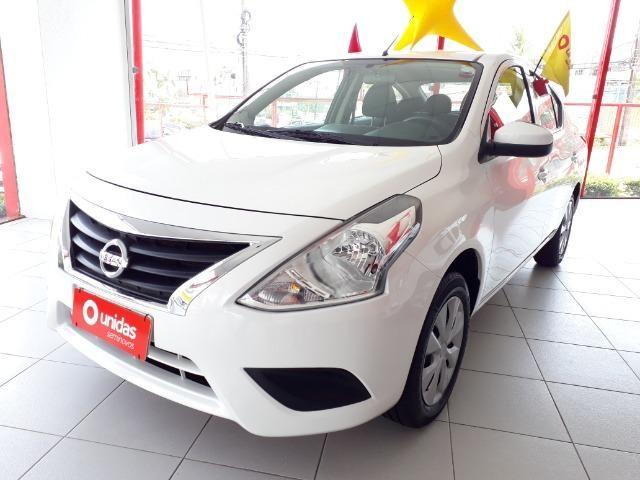 Oferta com Bônus de Ipva 2020 - Nissan Versa Conforto 1.0 2018 - Financiamos em até 60X