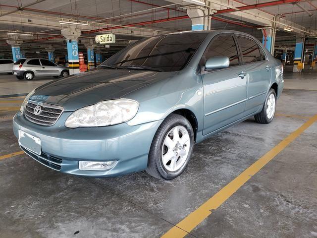 Corolla XEI automático ano 2003 completo - Foto 2