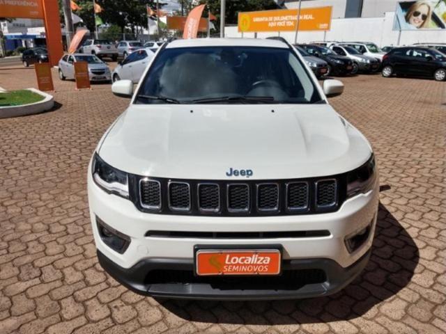 JEEP COMPASS 2018/2018 2.0 16V FLEX LONGITUDE AUTOMÁTICO