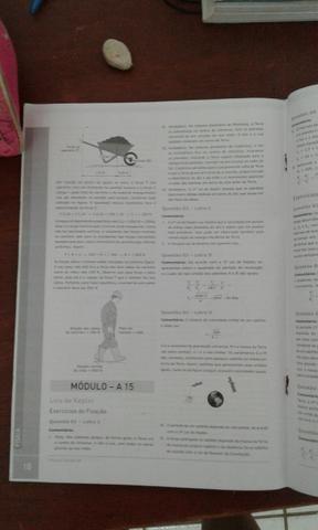 2 apostilinhas Bernoulli. Física Enem - Foto 4