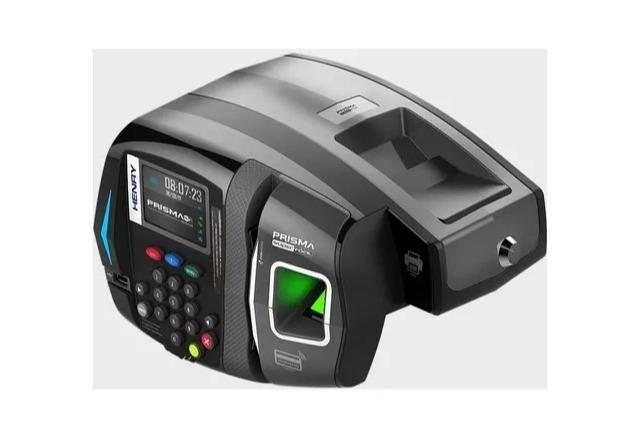 Relógio De Ponto Prisma Sf Adv R2 Biométrico - Foto 3