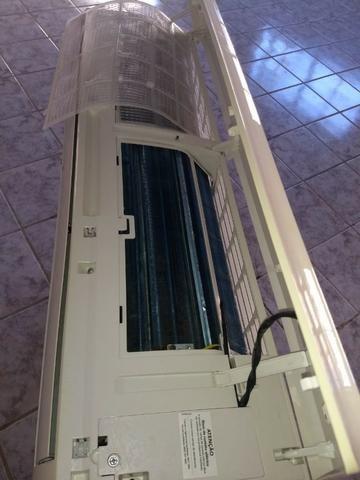 Ar condicionado 12 btus - quente e frio - Foto 2