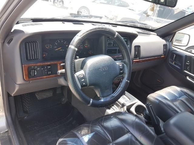 G. Cherokee limited 5.2 automática 4x4 5 passageiros gasolina - Foto 12
