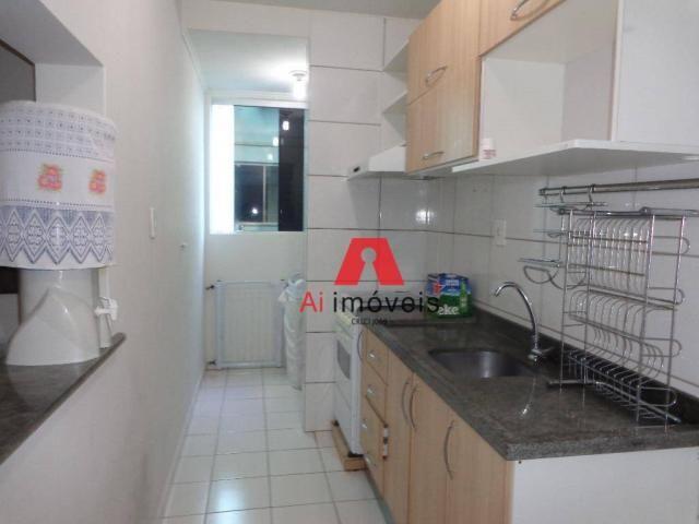 Apart** 2 quartos, mobiliado, para alugar, 49 m2 por R$ 1.700,00/mês com CONDOMINIO E I - Foto 3