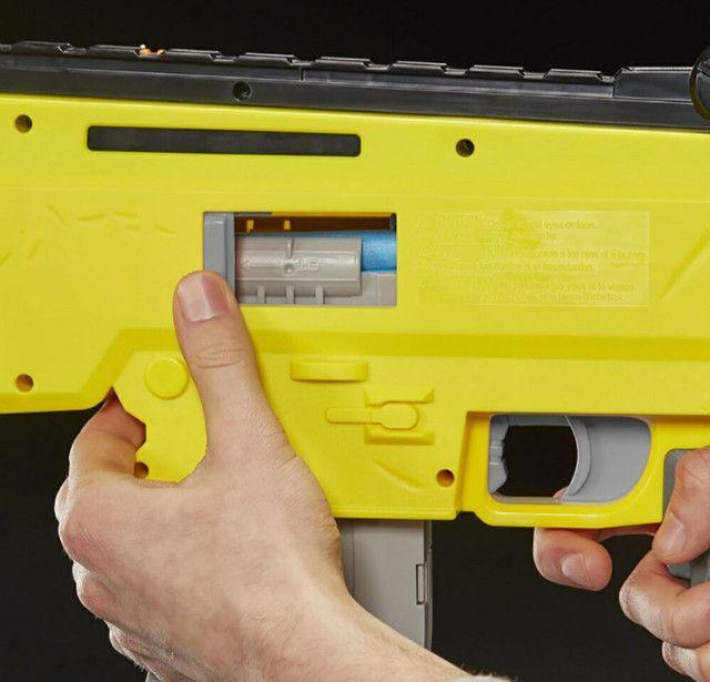 Lançador De Dardos Motorizado Hasbro Nerf Fortnite Ar-l - Foto 4