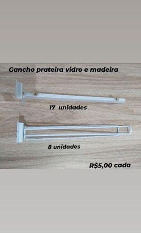 Prateleiras de vidro  - Foto 2