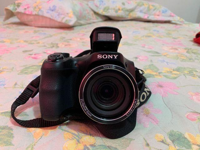 Câmera Sony - DSC-H100 - Foto 3