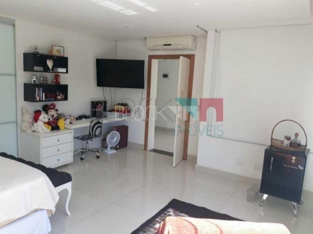 Casa à venda com 5 dormitórios em Barra da tijuca, Rio de janeiro cod:RCCN50077 - Foto 13