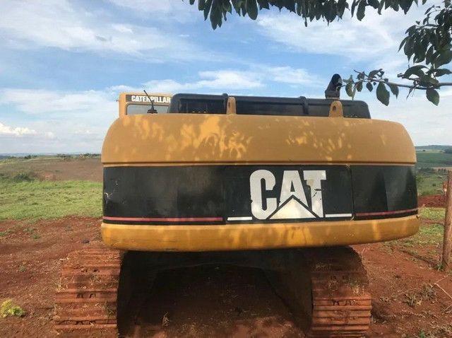 Vendo Caterpillar 330 LME - A VISTA OU PARCELADO  - Foto 5