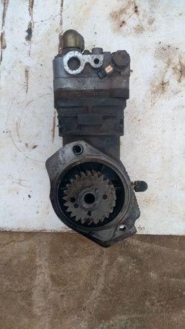 Compressor ar freio caminhão - Foto 3