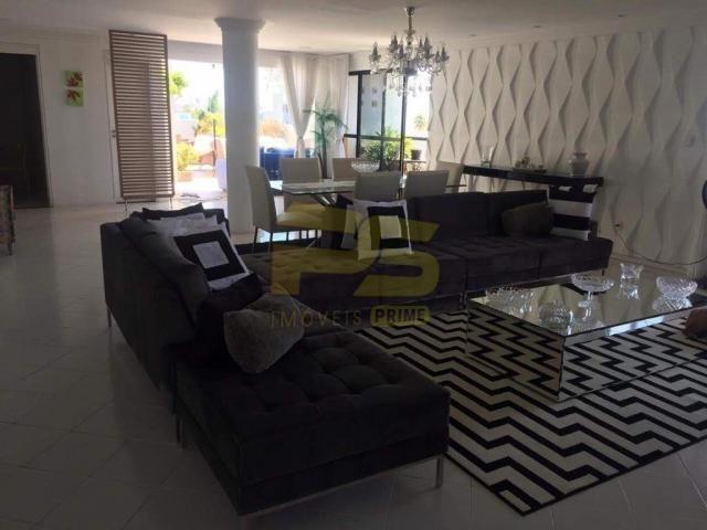 Apartamento à venda com 4 dormitórios em Cabo branco, João pessoa cod:PSP42 - Foto 13