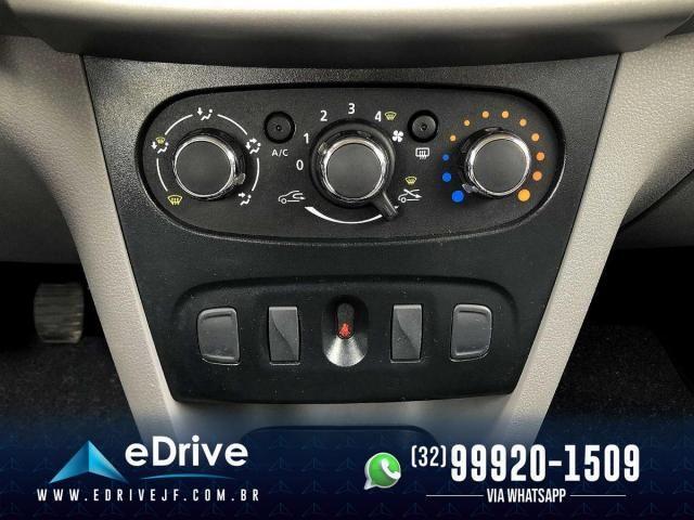 Renault Logan Expression Flex 1.6 16V 4p - Muito Espaçoso - Uber - Família - Novo - 2020 - Foto 14